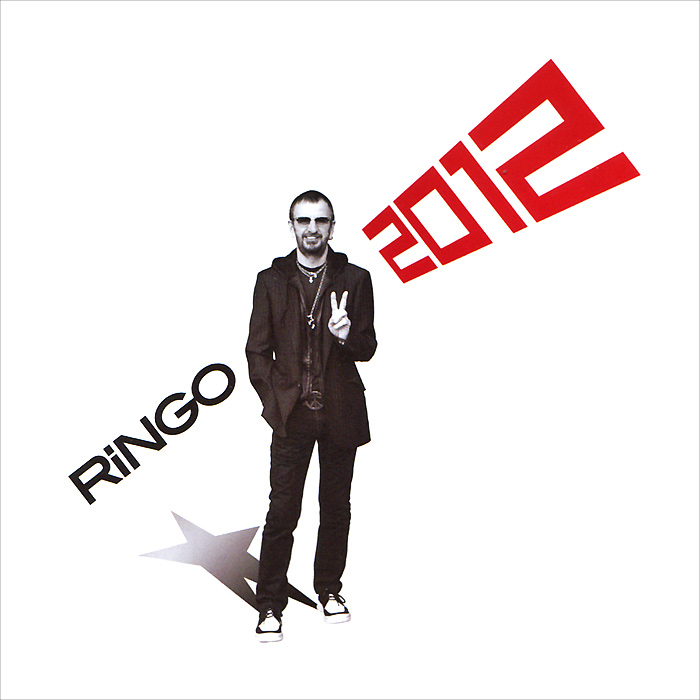 Ринго Старр Ringo Starr. Ringo 2012 (CD + DVD) kitivr39404unv75606 value kit innovera cd dvd envelopes with clear window ivr39404 and universal correction tape with two way dispenser unv75606