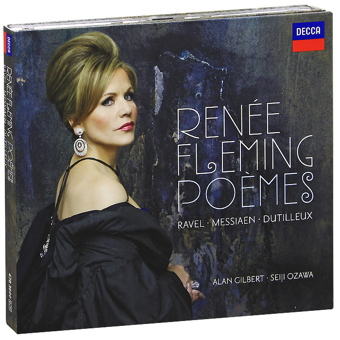 Рени Флеминг,Алан Ждилберт,Сейджи Озава,Orchestre Philharmonique De Radio France,Orchestre National De France Renee Fleming. Poemes рени флеминг андреас делфс the royal philharmonic orchestra renee fleming saсred songs
