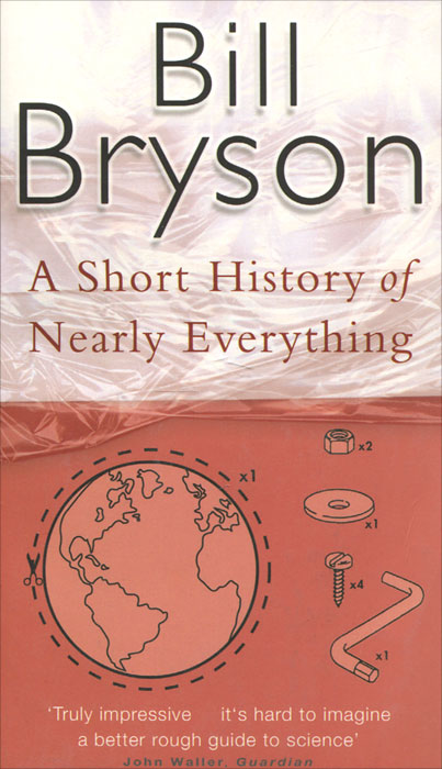 Short History of Nearly Everything travels of the zephyr journey around the world