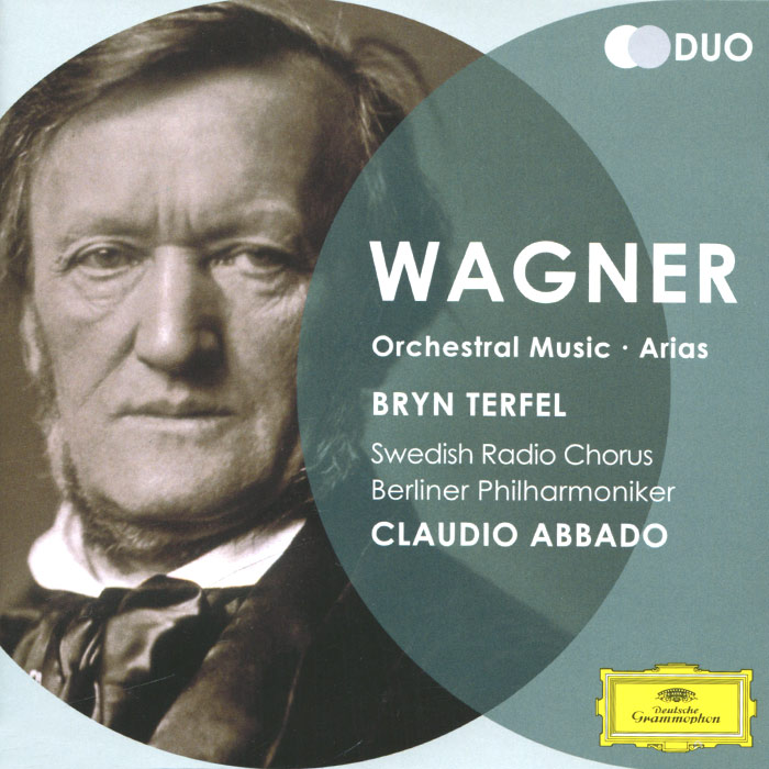 Berliner Philharmoniker,Клаудио Аббадо,Брин Терфел Bryn Terfel, Berliner Philharmoniker, Claudio Abbado. Wagner. Orchestral Music And Arias (2 CD) цена