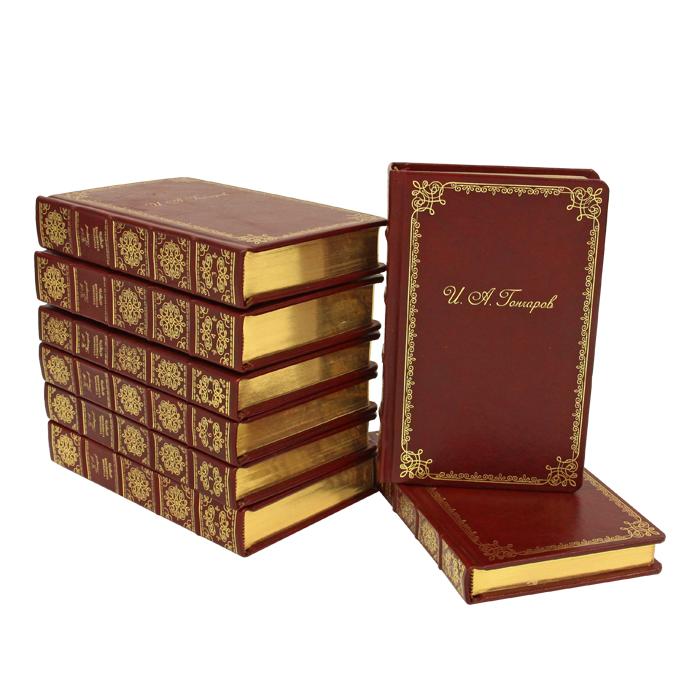 Иван Гончаров И. А. Гончаров. Собрание сочинений в 8 томах (эксклюзивное подарочное издание)