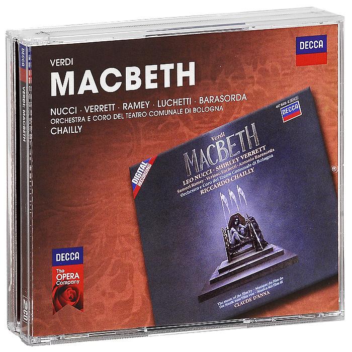 Риккардо Шайи,Bologna Community Theater Orchestra & Chorus Riccardo Chailly. Verdi. Macbeth (2 CD)