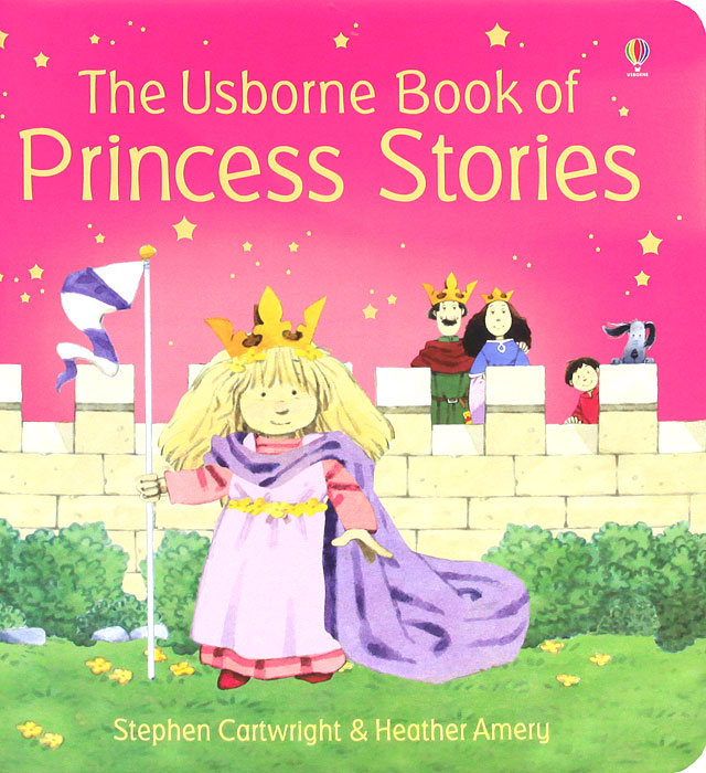 The Usborne Book of Princess Stories the usborne terrific colouring and sticker book