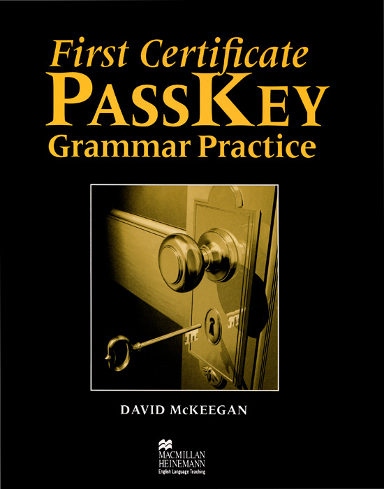 First Certificate PassKey: Grammar Practice the comedy of errors