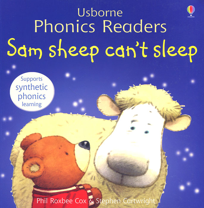 Купить Sam Sheep Can't Sleep