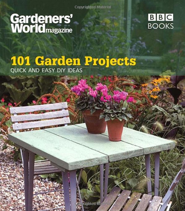 101 Garden Projects: Quick and Easy DIY Ideas the hanging garden