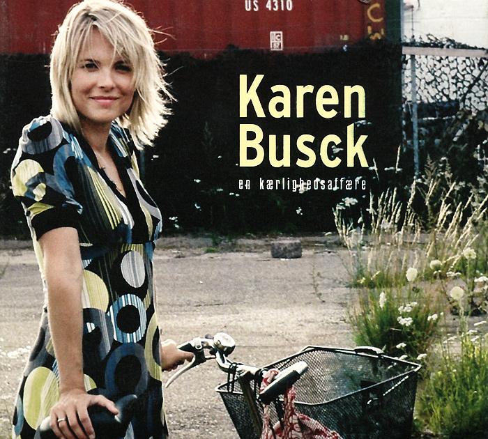 Карен Буск Karen Busck. En Kaerlighedsaffaere женские часы axcent of scandinavia x59984 631