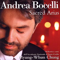Андреа Бочелли Andrea Bocelli. Sacred Arias андреа бочелли andrea bocelli concerto one night in central park super deluxe edition 2 cd 2 dvd
