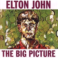 Элтон Джон Elton John. The Big Picture danjue genuine leather men wallets long coin purses big capacity card holder cowhide day clutch phone money bag