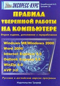 Правила уверенной работы на компьютере антивирус