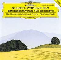 The Chamber Orchestra Of Europe,Клаудио Аббадо Franz Schubert. Symphony No. 9. Claudio Abbado клаудио аббадо orchestra mozart claudio abbado schubert the great c major symphony 2 lp