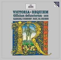 Tomas Luis De Victoria.  Requiem.  Paul McCreesh Deutsche Grammophon GmbH