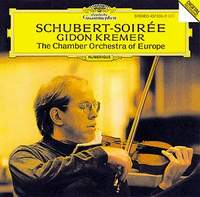 The Chamber Orchestra Of Europe,Гидон Кремер Franz Schubert. Polonaise. Rondo. 5 Minuets. Gidon Kremer миша майский franz schubert songs without words mischa maisky daria hovora
