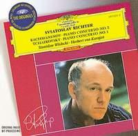Sergei Rachmaninov. Piano Concerto No. 2 / Tchaikovsky. Piano Concerto No. 1. Sviatoslav Richter various rachmaninov serge piano sonata no 2 variations on a theme of chopin laura mikkola 1