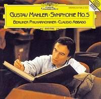 Клаудио Аббадо,Berliner Philharmoniker Claudio Abbado. Mahler: Symphonie No. 5 клаудио аббадо wiener philharmoniker claudio abbado wiener philharmoniker gustav mahler symphonie no 3
