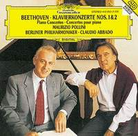 Клаудио Аббадо,Berliner Philharmoniker,Маурицио Поллини Claudio Abbado / Maurizio Pollini. Beethoven: Piano Concertos No. 1 & No. 2 inbike bike light ultra bright waterproof bicycle front led flashlight cycling usb rechargeable headlight ultralight biking lamp