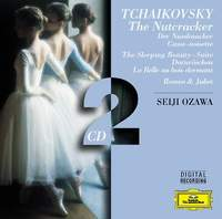 Сейджи Озава,Boston Symphony Orchestra Peter Tchaikovsky. The Nutcracker. Seiji Ozawa сейджи озава михаил плетнев boston symphony orchestra русский национальный оркестр seiji ozawa mikhail pletnev tchaikovsky complete recordings collectors edition 5 cd