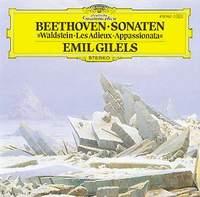 Эмиль Гилельс Emil Gilels. Beethoven: Piano Sonatas No. 21, 23, 26 märt laur appassionata