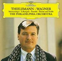 Richard Wagner. Meistersinger. Lohengrin. Parsifal. Tristan und Isolde. Christian Thielemann