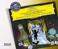 Ravel: L`Heure espagnole; Rimsky-Korsakov: Capriccio Espagnol Op. 34; Ravel: L`Enfant et les sortileges