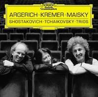 Shostakovich: Trio No. 2 for Piano, Violin and Cello Op. 67; Tchaikovsky: Trio for Piano, Violin and Cello Op. 50;