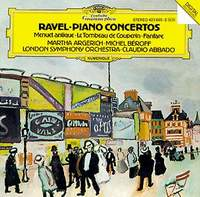 Maurice Ravel. Piano Concertos. Claudio Abbado