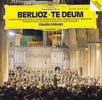 London Symphony Chorus,European Community Youth Orchestra,London Philharmonic Choir,Клаудио Аббадо,Франциско Арайза Claudio Abbado. Berlioz: Te Deum copper open toilet paper tissue towel roll paper holder silver