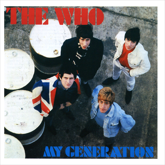 The Who The Who. My Generation. Deluxe Edition (2 CD) the who the who tommy deluxe edition 2 cd