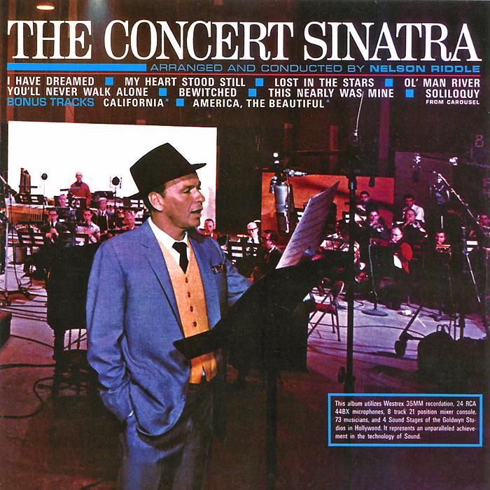 Фрэнк Синатра Frank Sinatra. The Concert Sinatra фрэнк синатра frank sinatra watertown