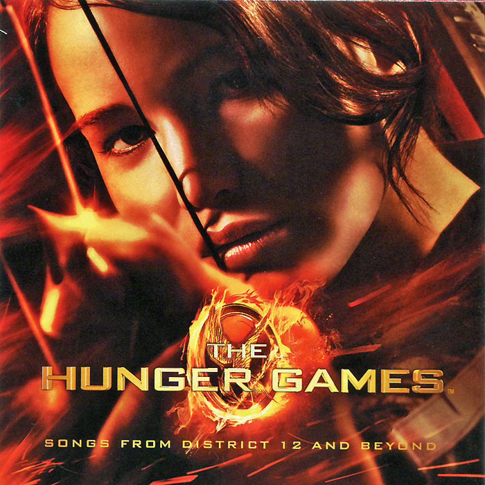 The Hunger Games. Songs From District 12 And Beyond above and beyond hamburg