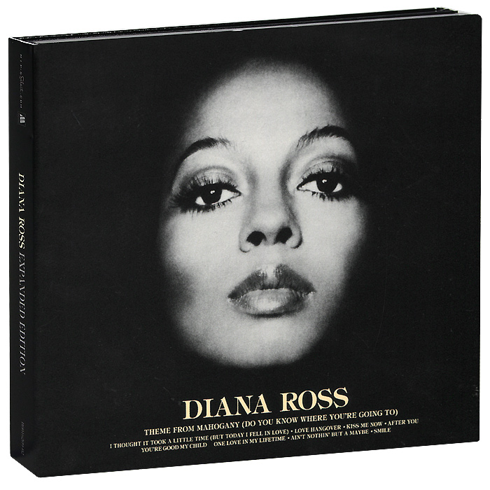 Дайана Росс Diana Ross. Diana Ross. Expanded Edition (2 CD) слипоны jessy ross jessy ross je016awsol31