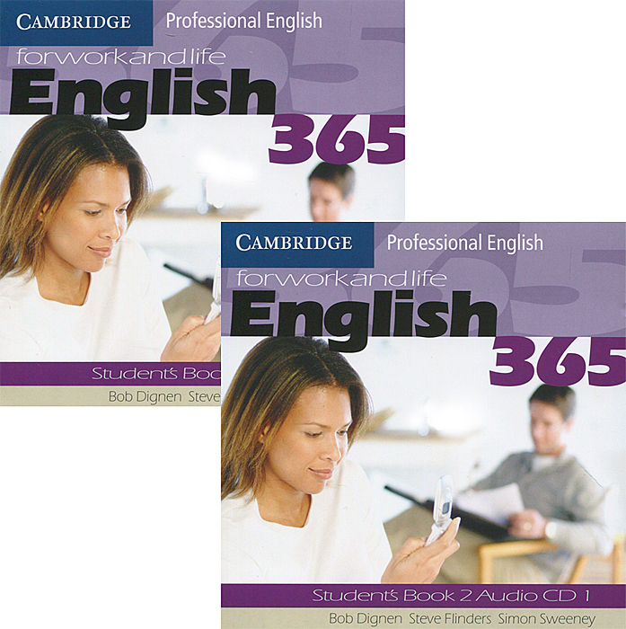 English 365: Professional English: Student's Book 2 (аудиокурс на 2 CD) the comparative typology of spanish and english texts story and anecdotes for reading translating and retelling in spanish and english adapted by © linguistic rescue method level a1 a2
