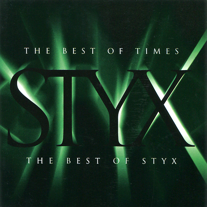 Styx Styx. The Best Of Times. The Best Of Styx styx shards of darkness xbox one