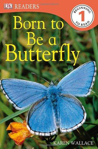 Born to Be a Butterfly dk readers l1 a day at greenhill farm