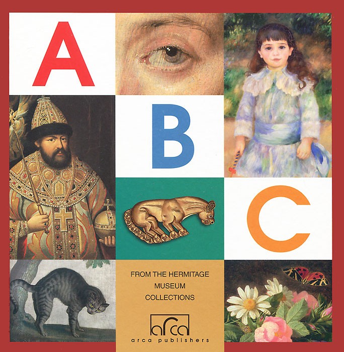 ABC From the Hermitage Museum Collections animal abc book from the state hermitage museum collection
