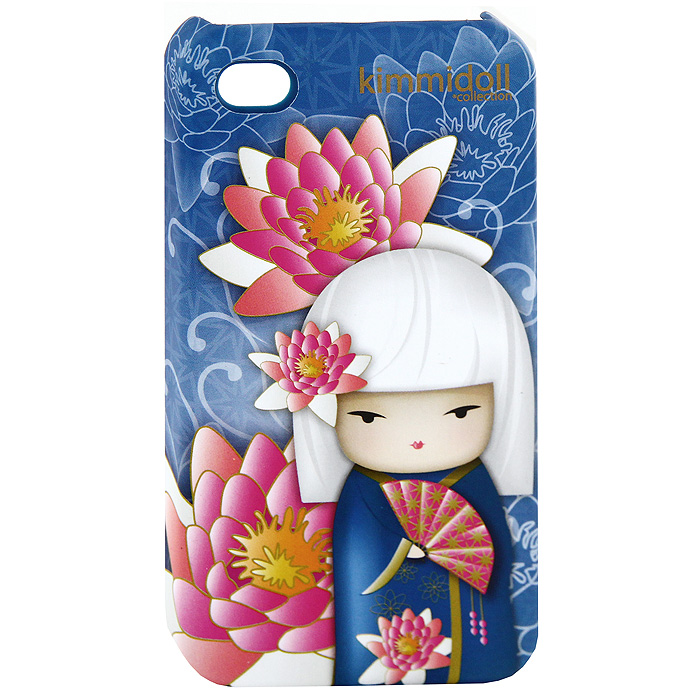 Чехол для iPhone 4/4s Kimmidoll Ейка (Успех). KF0384 чехол для iphone death lens fisheye lens dk blue box 4 4s