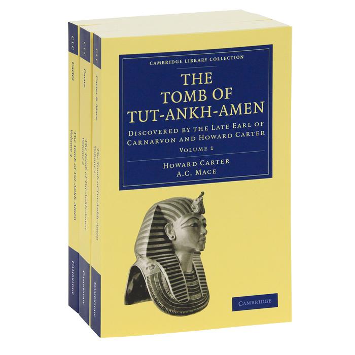 The Tomb of Tut-Ankh-Amen (комплект из 3 книг) michael roberts foundations rebuilding after mental breakdown