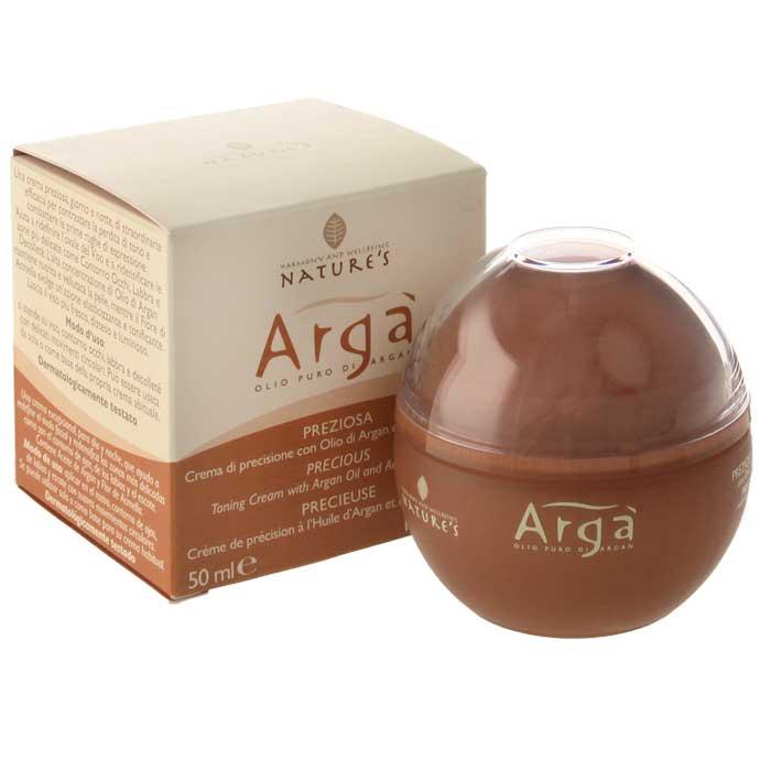 Крем для лица Nature's Arga, антивозрастной, тонизирующий, 50 мл librederm крем для лица шеи и области декольте гиалуроновый увлажняющий 50 мл