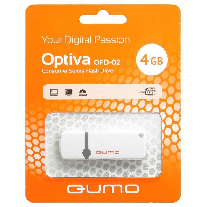 QUMO Optiva 02 4GB, White
