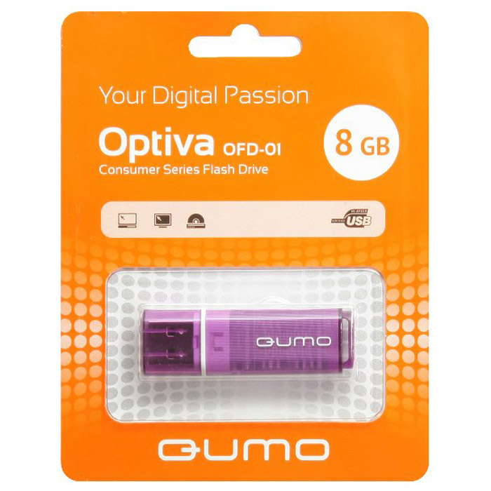 Zakazat.ru QUMO Optiva 01 8GB, Violet