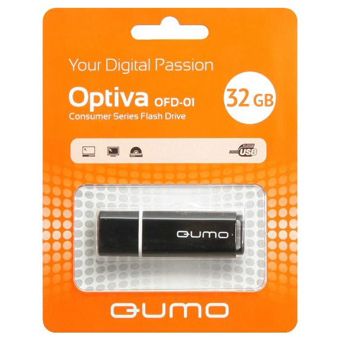 QUMO Optiva 01 32GB, Black