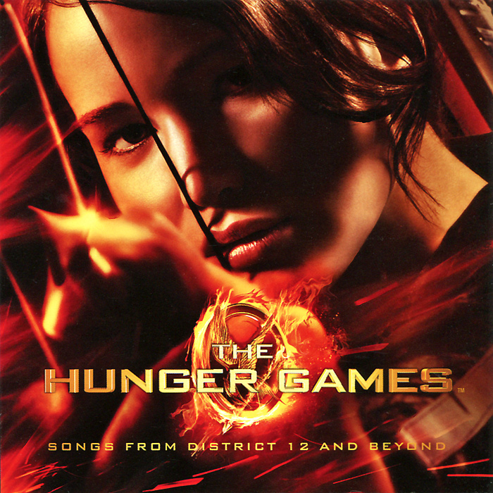The Hunger Games. Songs From District 12 And Beyond the hunger games songs from district 12 and beyond