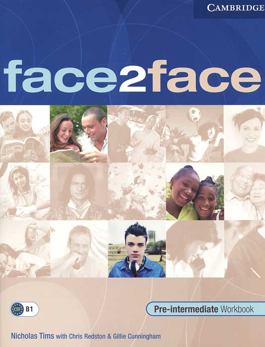 Face2Face: Pre-intermediate Workbook tims n face2face pre intermediate