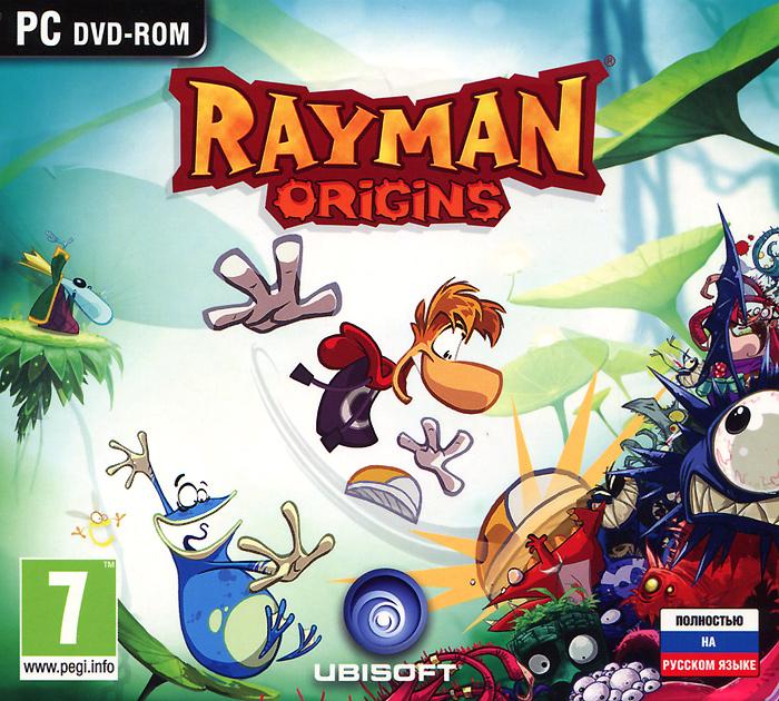 Rayman Origins rayman raving rabbids