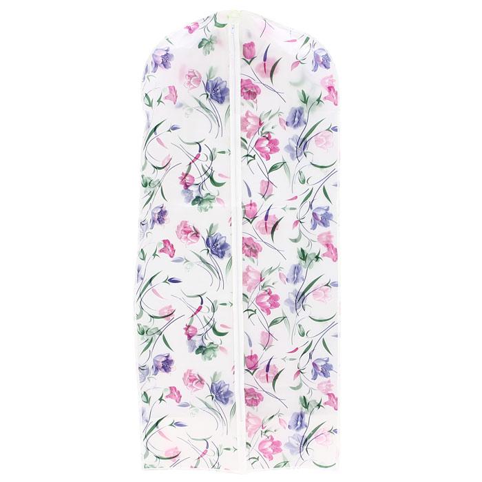 Чехол для одежды Eva, 60 см х 135 см. Е-16301, в ассортименте чехол для хранения одежды eva цвет синий 60 х 92 см