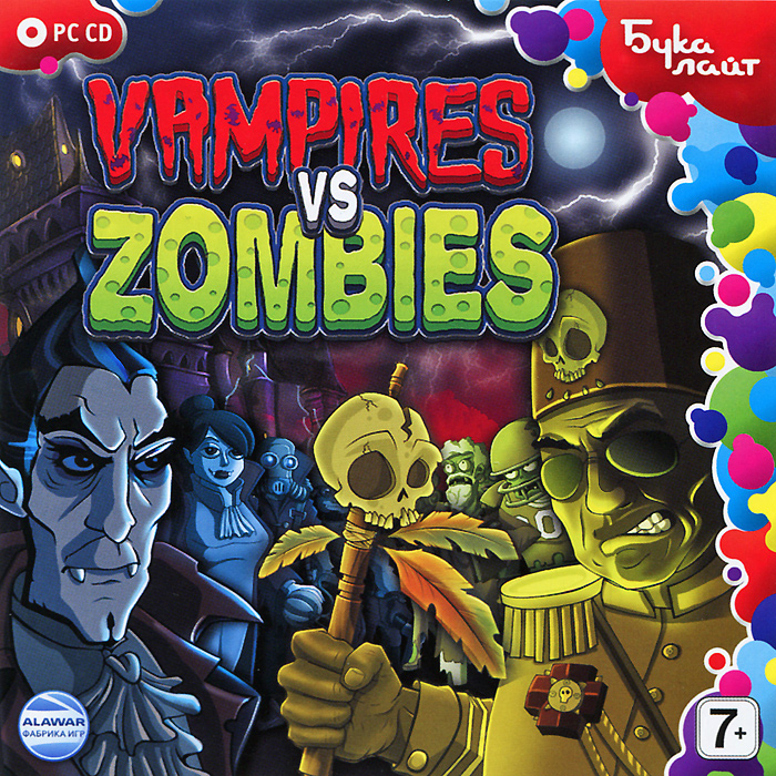 Vampires VS Zombies, Alawar Entertainment