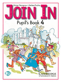Join In: Pupil`s Book 4 join us for english 3 pupil s book level 3 cd