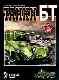 М. Павлов, И. Желтов, И. Павлов Танки БТ interatletika бт 113