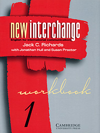 New Interchange Workbook 1: English for International Communication