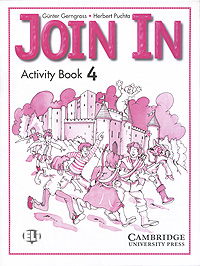 Join In: Activity Book 4
